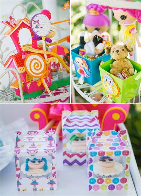 Ideas Para Fiesta De Cumpleaños De Lalaloopsy Decoracion