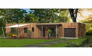 Maison Sans Toit : maison contemporaine sans toit ~ Farleysfitness.com Idées de Décoration