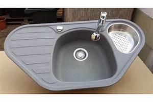 Spüle Mit Spülmaschine : sp le mit armatur ~ Pilothousefishingboats.com Haus und Dekorationen