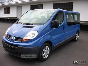 Fiabilité Renault Trafic Dci 115 : 2007 renault trafic 2 0 dci 115 combi l2h1 car photo and specs ~ Medecine-chirurgie-esthetiques.com Avis de Voitures