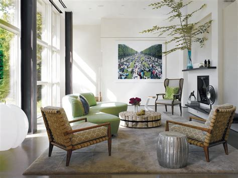 Country Chic Living Room  Modern  Living Room  New York