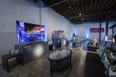 samsung s qled live is an installation and demo