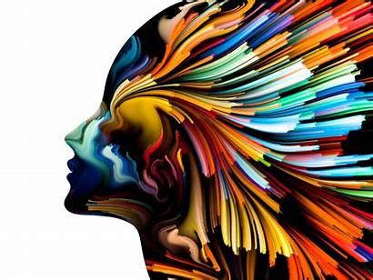 Wisdom Practical Appreciating Abstract Value Woman Colors