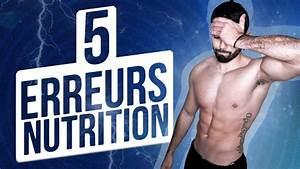 5 Erreurs Fatales En Nutrition Pour Prendre Du Muscle    Ud83d Udc80