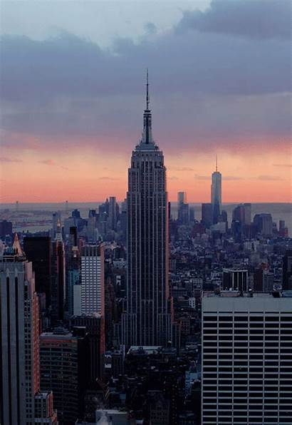 York Nyc Manhattan Places State Empire Rock