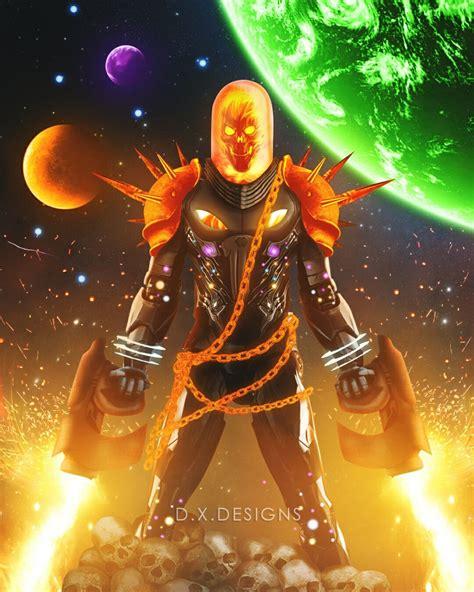 Cosmic Ghost Rider | Ghost rider marvel, Ghost rider ...