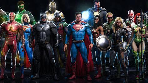 dc superheroes laptop full hd p hd