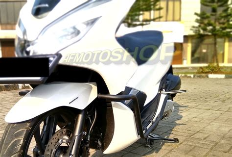 Harga Honda Pcx Lokal 2018 by Jual Crashbar Honda Pcx Lokal 2018 Di Lapak Afmotoshop