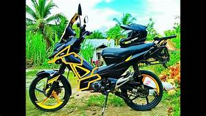 Revo 100cc Modif Touring Adventure  From Kalbar