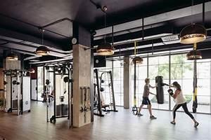 Creatively, Designed, Fitness, Center, In, Madrid