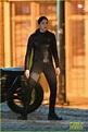 Alaqua Cox Is Maya Lopez AKA Echo on the Set of Marvel's ...
