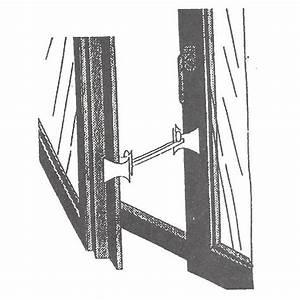 Sécurité Fenêtre Bébé Sans Percer : entrebailleur de fen tre bloque volet ~ Premium-room.com Idées de Décoration