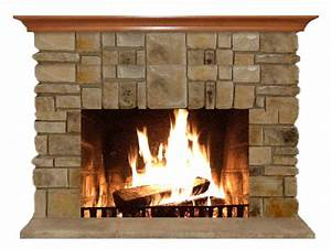 Fireplace, Png, Picture
