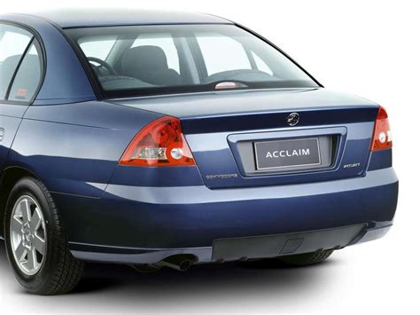 Holden VY Commodore Acclaim (2003) picture #14, 1024x768