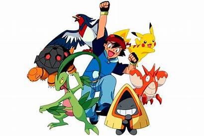 Pokemon Cartoons 1990s 1990 Cliparts Tv Waldo