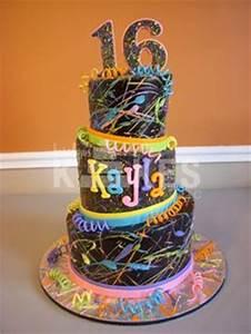 Sweet Sixteen Cakes Ideas on Pinterest