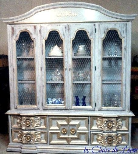 shabby chic china cabinet for sale french provincial china cabinet hutch shabby chic by clairedeloom 975 00 china cabinet