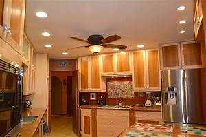 Lighting for kitchen photography : Recessed lighting for kitchen remodel total