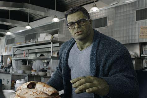 avengers endgames   smart professor hulk
