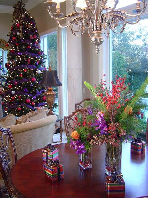purple xmas architecture interior design design ideas