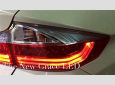 Malaysia The New Honda City 201716 Japan Grace LED Tail