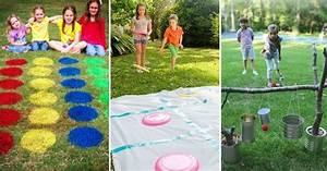 Grand Jeu Extérieur : 10 id es de jeux d ext rieur pour occuper vos enfants cet t happie 39 s ~ Melissatoandfro.com Idées de Décoration