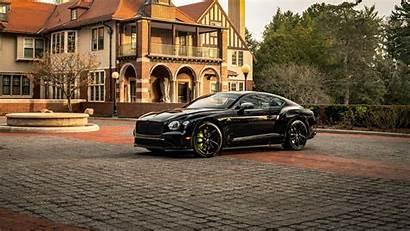 2021 Peak Pikes Bentley Continental Gt 4k