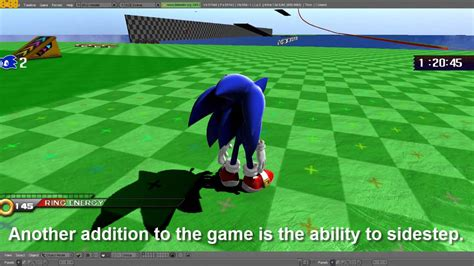 sonic fan made games blender 3d sonic fangame enormous update update 2 new