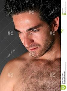 Handsome Young Man Stock Image  Image Of Head  Hair  Attractive