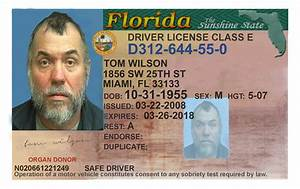 new mexico drivers license psd nm drivers license psd With florida drivers license template