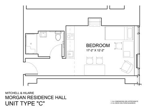 morgan hall university housing  residential life