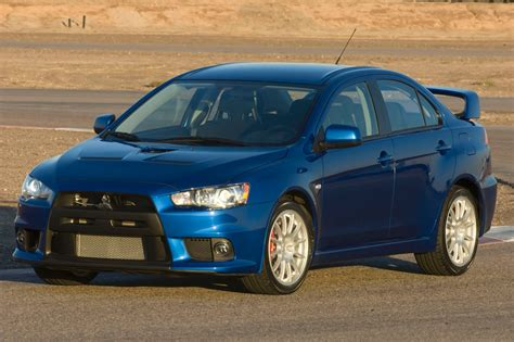 Maintenance Schedule For 2013 Mitsubishi Lancer Evolution
