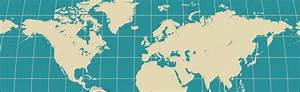 25 Useful Free World Map Vector Designs