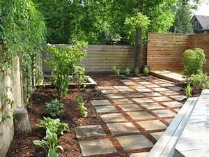 backyard pavers ideas Patio Modern with backyard patio
