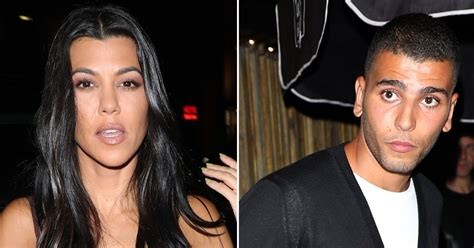 Kourtney Kardashian, Kendall Jenner Run Into Exes With ...