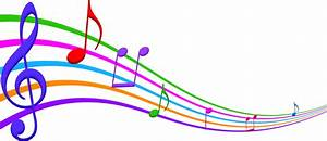 Color clipart music - Pencil and in color color clipart music