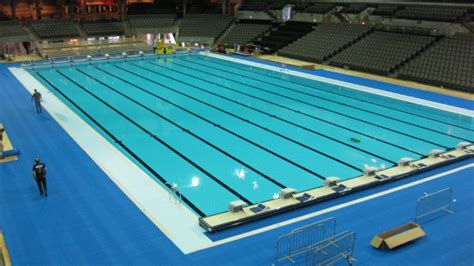 Olympic Sized Swimming Pool To Be Included In Indoor