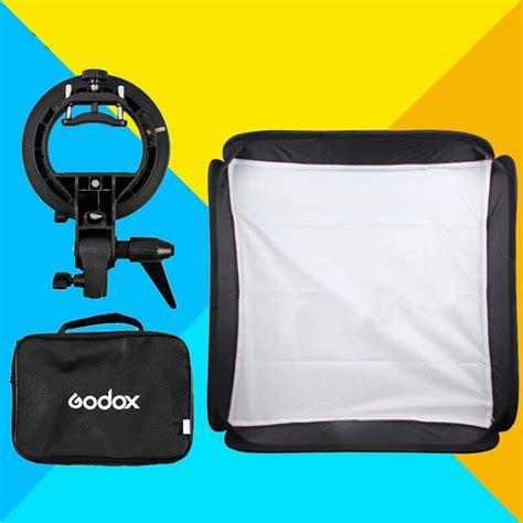 godox flash softbox kit 40 x 40cm 15 quot 15 quot 60 x 60cm 24