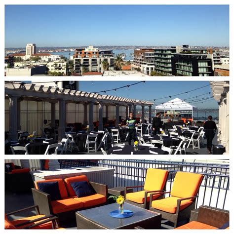 Porto Vista Hotel by The Rooftop Of The Porto Vista Hotel All Set Up For Our