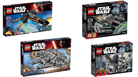lego star wars sets    buyers guide