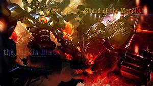 Mecha Aatrox and Mecha Malphite - wallpaper by KashiRose ...