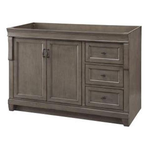 home depot vanities without tops home decorators collection naples 48 in w bath vanity
