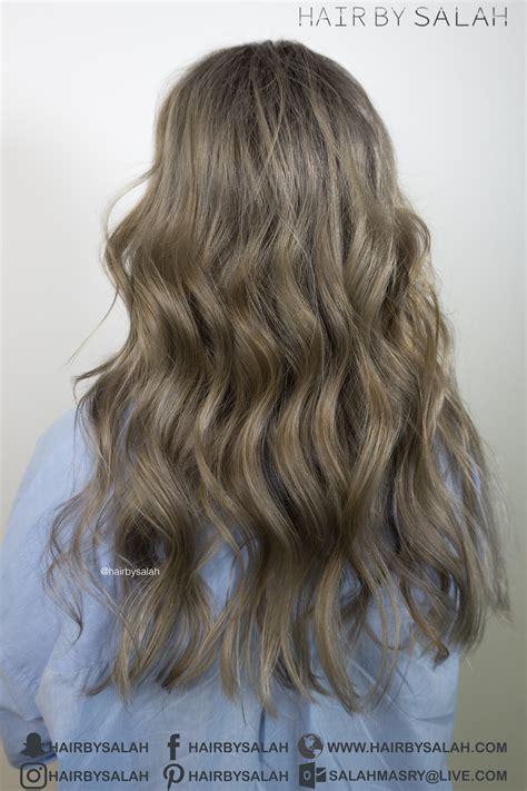 What Is Ash Hair by Hair By Salah Creative Hair Colourist