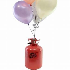 Helium Balloon Canister Hobbycraft