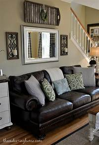 decorating ideas for living room walls 33 Best Rustic Living Room Wall Decor Ideas and Designs ...