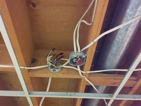 Electrical What The Proper Way Install Junction