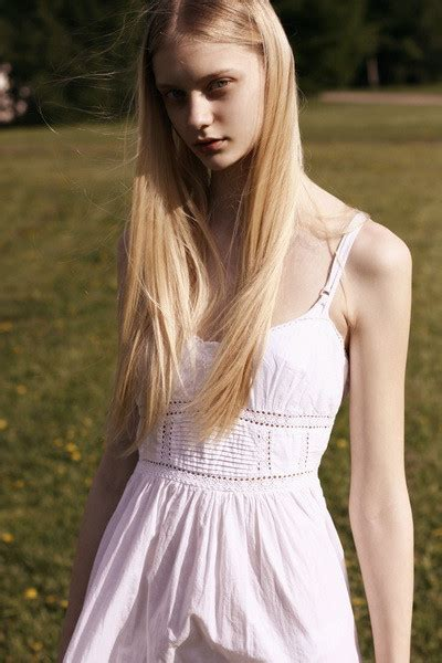 Photo Of Fashion Model Nastya Kusakina Id 385732 Models The Fmd