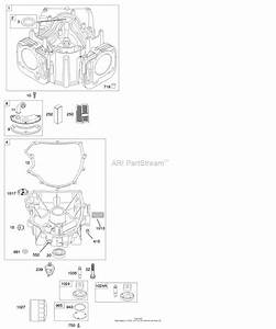 Briggs And Stratton Parts Valve Cover Gasket
