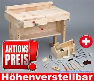 Werkbank Aus Holz : kinderwerkbank aus massiv holz kinder junior werkbank 30 tlg werkzeugsatz ebay ~ Markanthonyermac.com Haus und Dekorationen