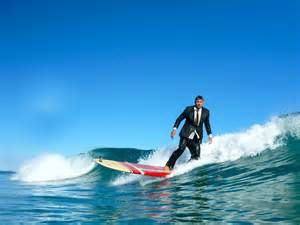 Australian Surfing Wet Suit